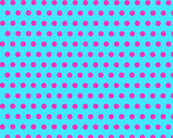 Image result for pink and blue polka dots