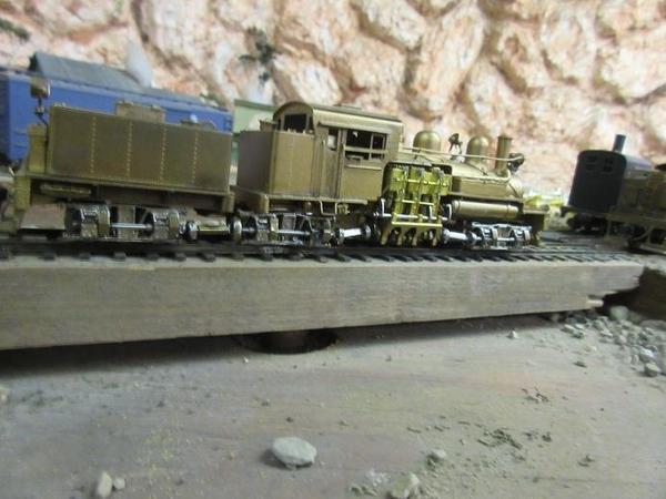 logging railroad 30