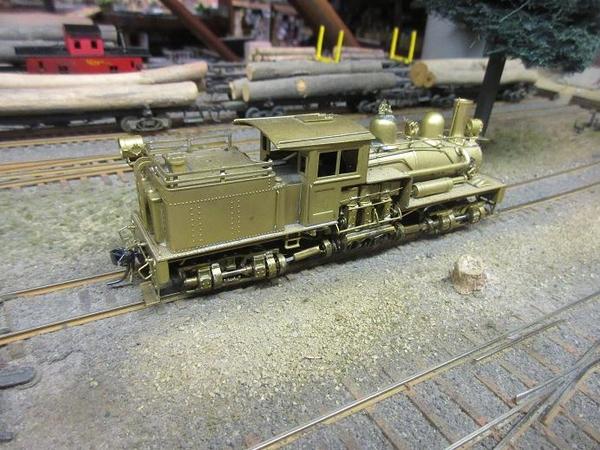 logging railroad 32