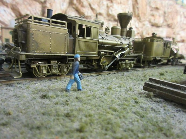logging railroad 33