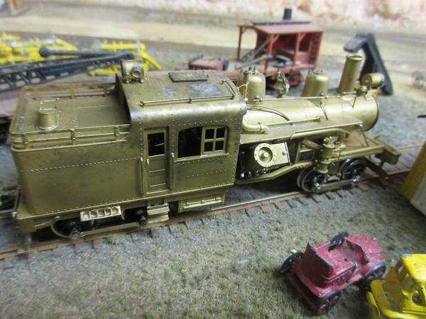 logging railroad 34