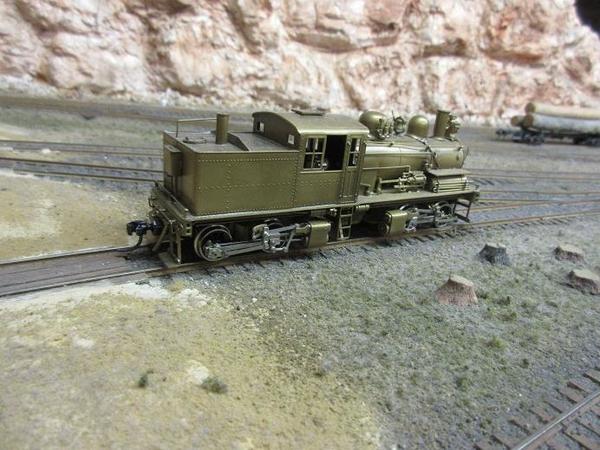 logging railroad 35