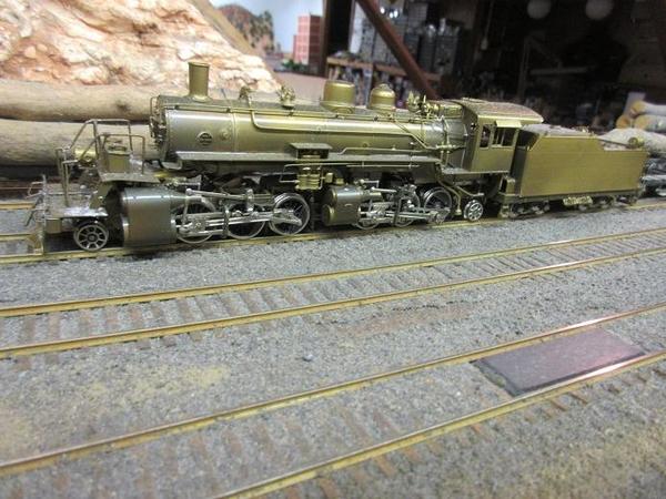 logging railroad 36