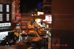 Looking down Main Street [North 22nd Street)