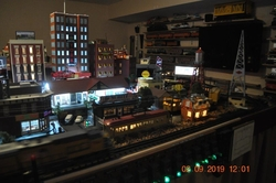 A shot across the bow of the layout