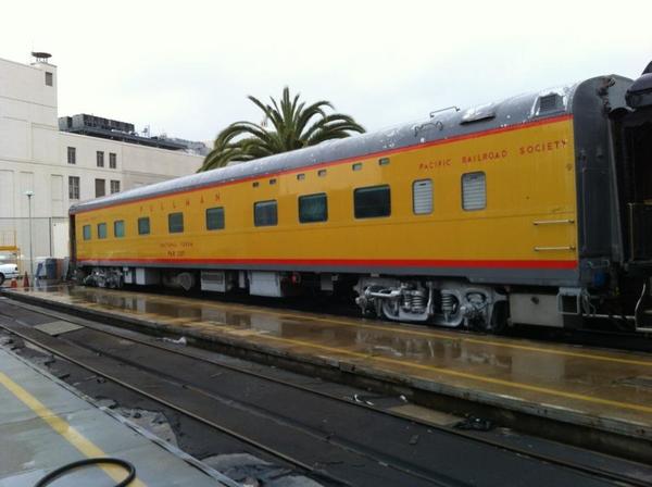 National Forum on Garden Track at Union Station LA