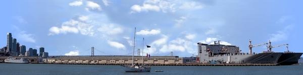 Pier 47 San Francisco