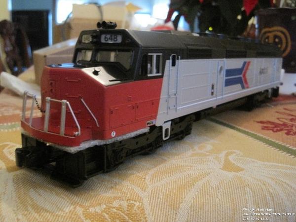 MTH-Amtrak Fp45a