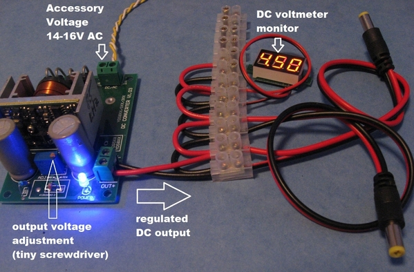 ac to dc converter example