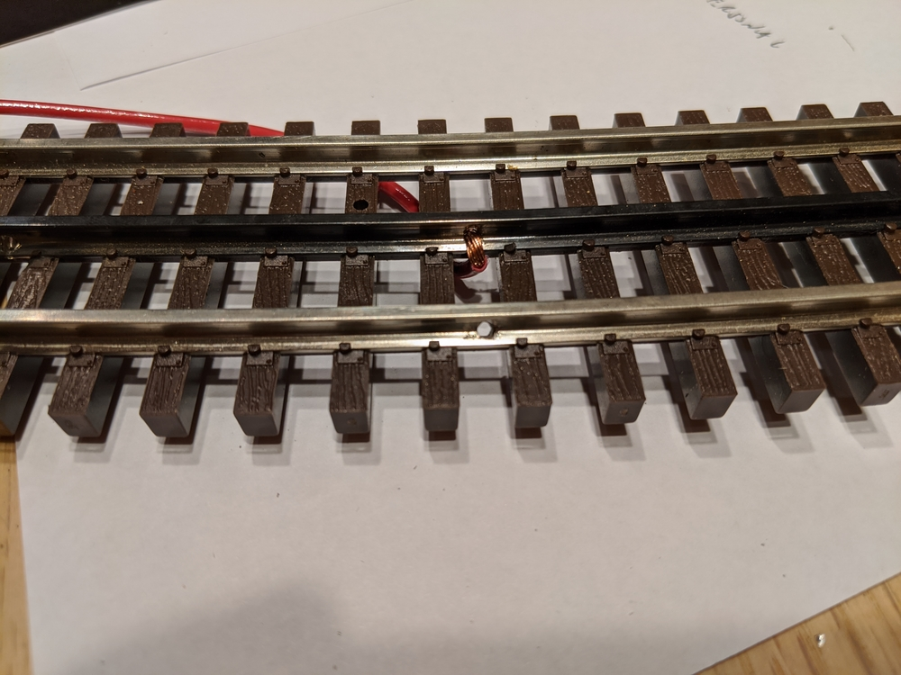 Atlas Track wiring | O Gauge Railroading On Line ForumO Gauge Forum