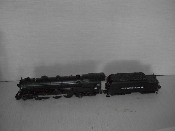 Lionel Mod 6-18058 Century Hudson 4-6-4 #773