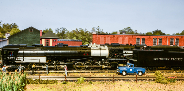 Heavies at the Double Tracks Yard #4