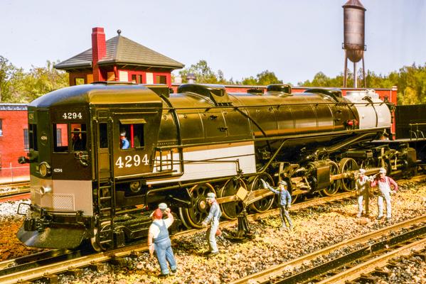Heavies at the Double Tracks Yard #2
