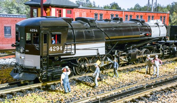 Heavies at the Double Tracks Yard #1