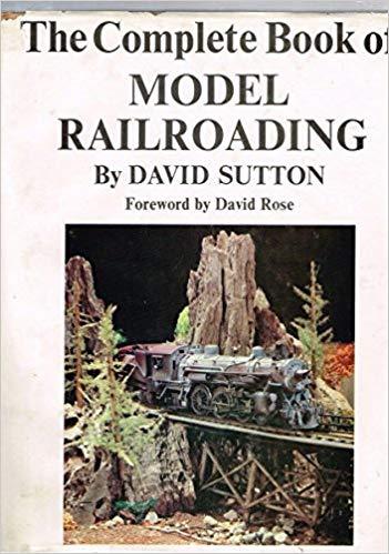 model railroading book