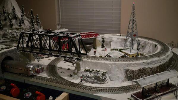4x8 Layout Ideas | O Gauge Railroading On Line Forum