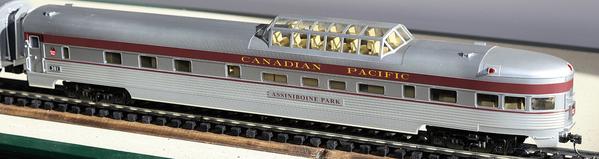 Lionel CP Assiniboine Park Obs Car