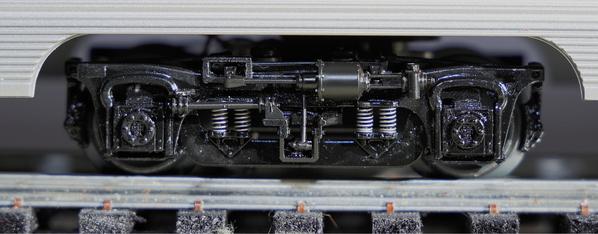 Lionel 21 Cars Truck Detail