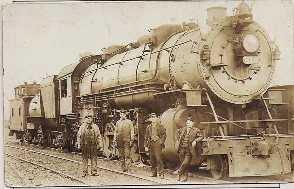 Engine #516 E.S.Tyson