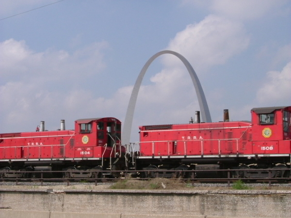 Switchers at St Louis #2