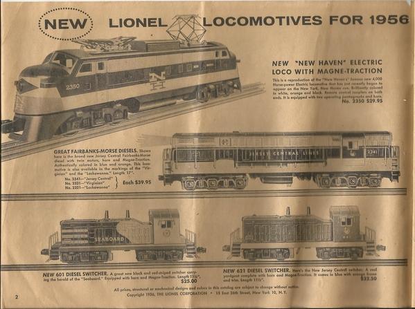 Lionel 1956AccCat2