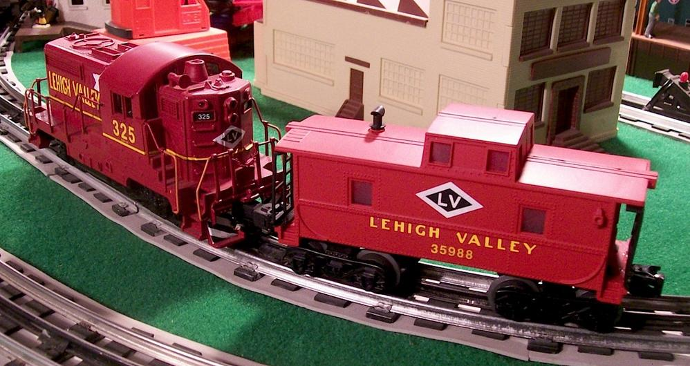 Marx Caboose Question O Gauge Railroading On Line Forum