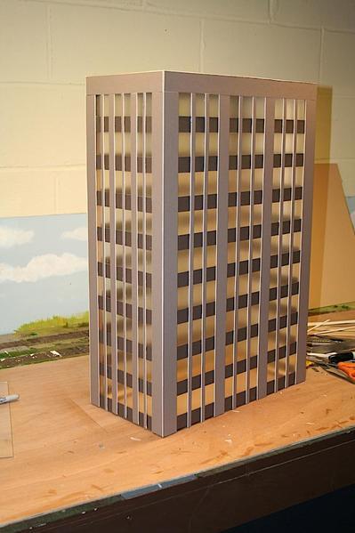 Skyscraper Windows   O Gauge Railroading On Line Forum