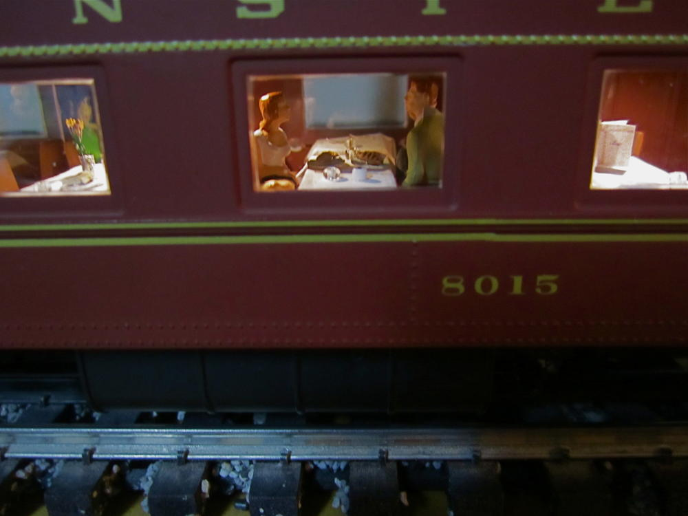 Pictures of diner interiors o gauge railroading on line for Diner interior