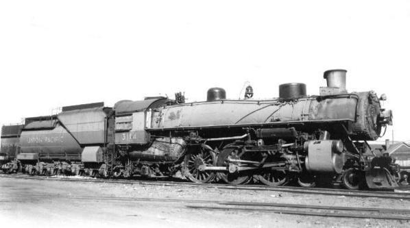 Union Pacific 3114