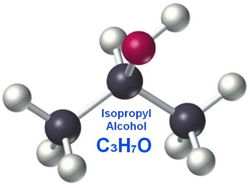 isopropyl alcohol - C3H7O