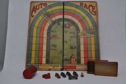 alderman and fairchild auto race game