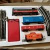 rosko boxed freight set
