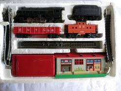 rosko boxed freight set