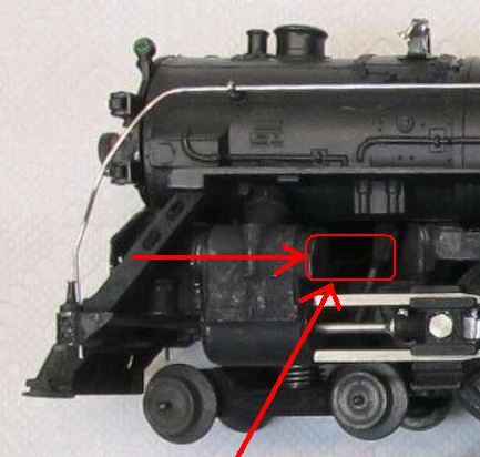 773 Lionel Nameplate for Display Board