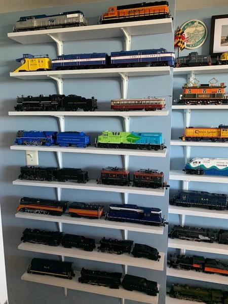 Train Room 4