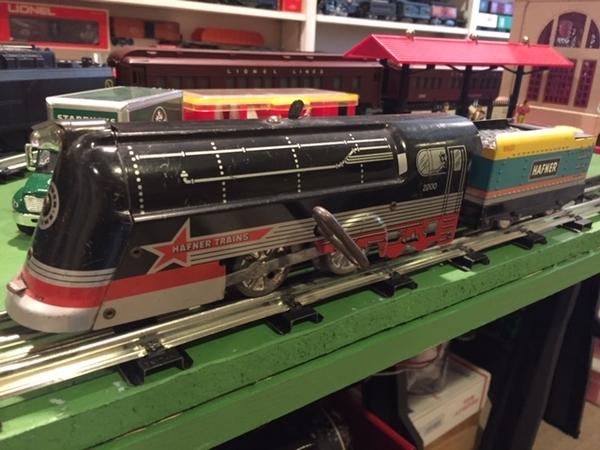 Hafner Steamer