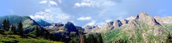 San Juan Mountains Chicago Basin Colorado Part 1