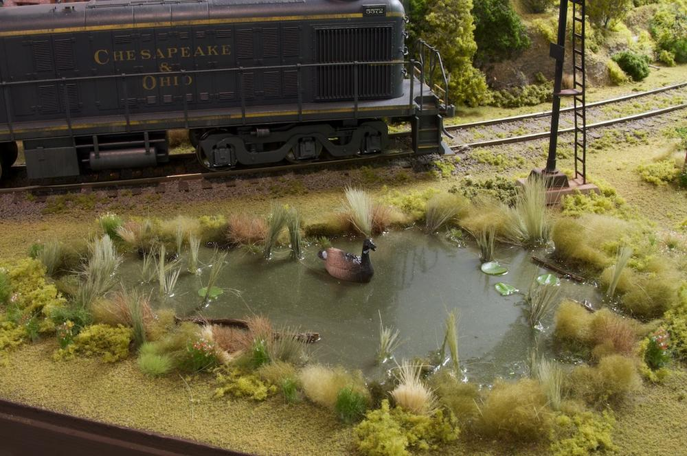 Small pond o gauge railroading on line forum for Small pond base