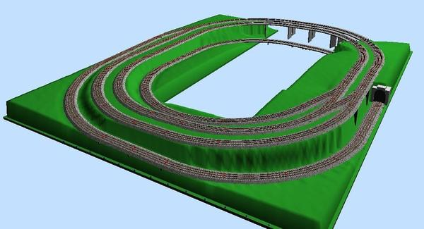 Minimum Curve Radii O Gauge Railroading On Line Forum