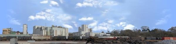 Scrap Metal Plant And Yard Left