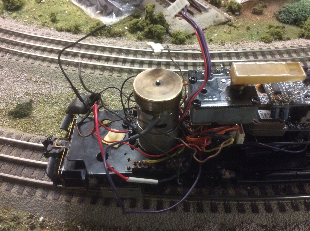 Lionel TMCC Locomotive Wiring Help? | O Gauge Railroading On Line ForumO Gauge Forum
