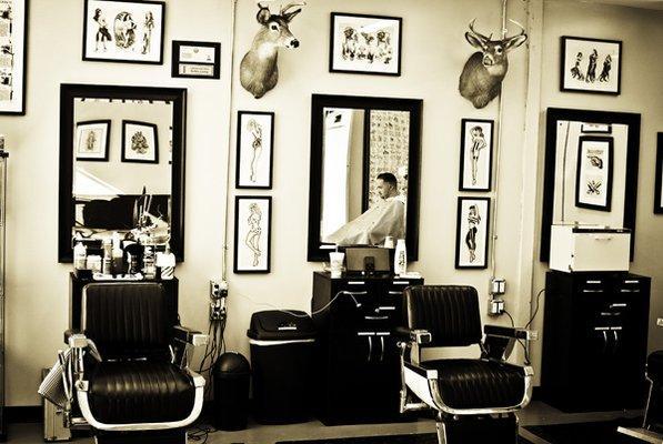 Who Makes a Good Barber Shop building kit? | O Gauge Railroading ...