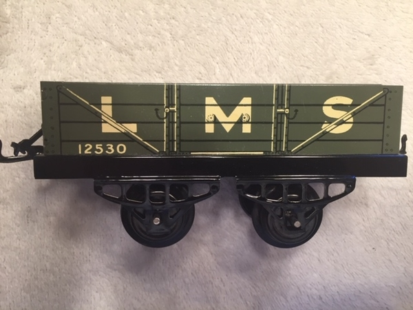 Hornby M1 open LMS wagon