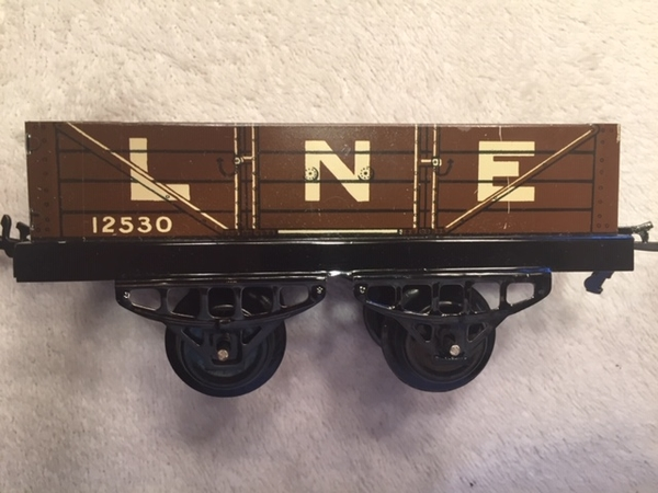 Hornby M1 open LNE wagon