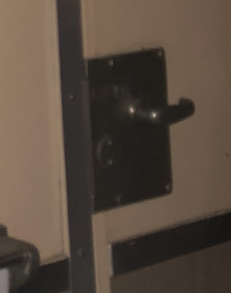 Door knob 3