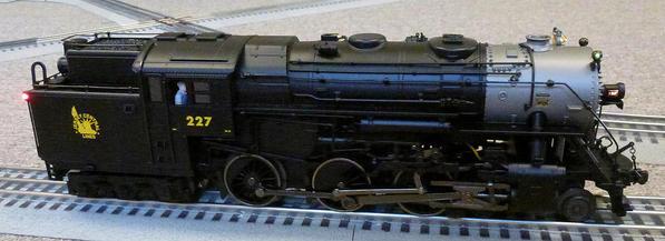 K-Line CNJ Tank Engine N1