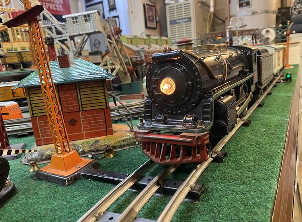 Lionel standard gauge 384-E 2