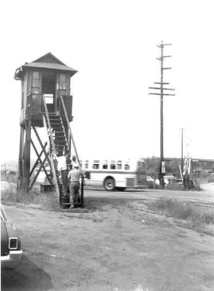 CNJ Ashley Main Street Crossing Tower