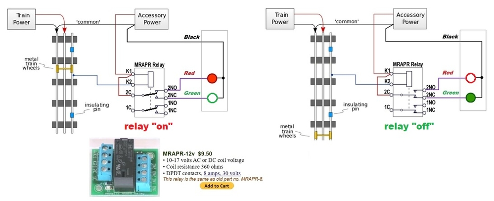 MTH accessory wiring diagram to Fastrack | O Gauge Railroading On Line ForumO Gauge Forum