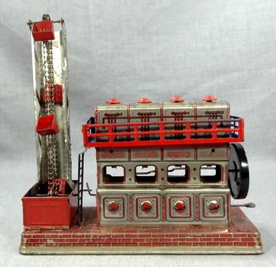 Orobr clockwork power plant